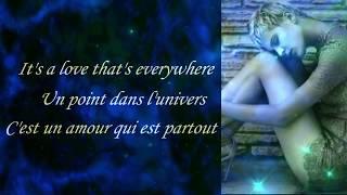 Mylene Farmer et LP - N'oublie pas. Traduction Française