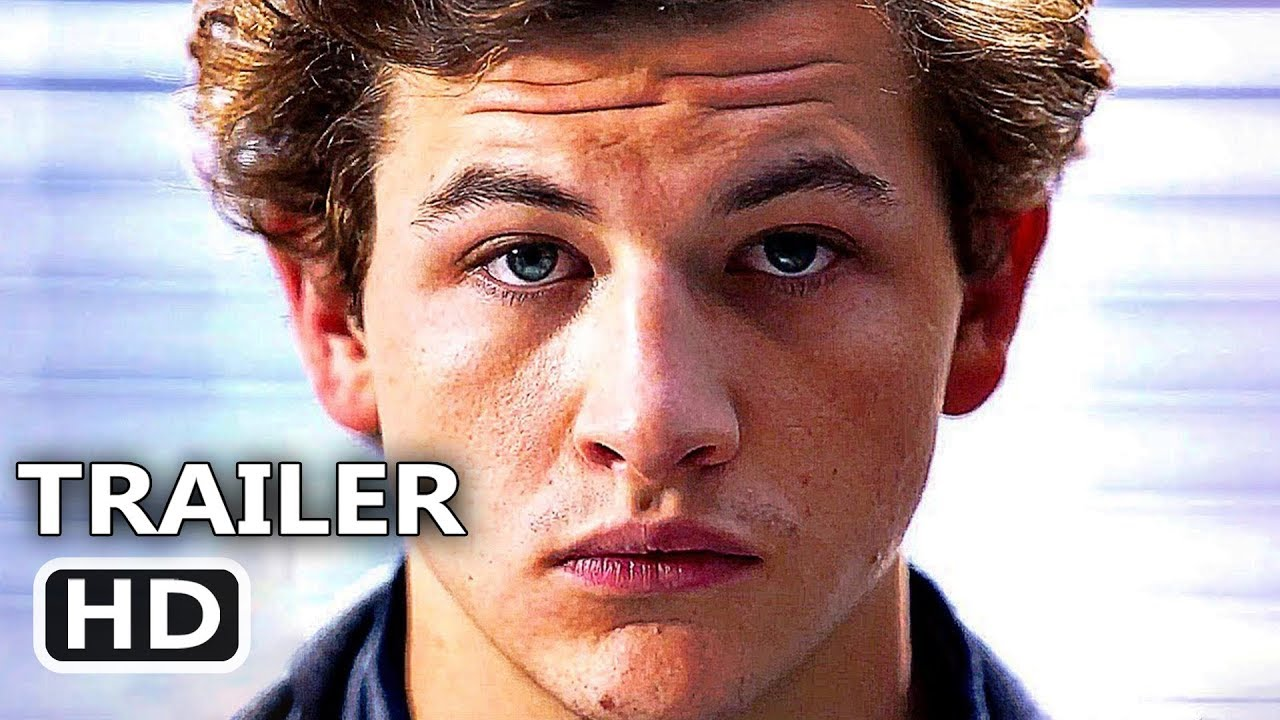 THE NIGHT CLERK Official Trailer (2020) Tye Sheridan, Ana de Armas Thriller Movie HD