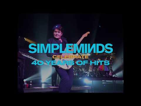 Simple Minds – Tour 2020