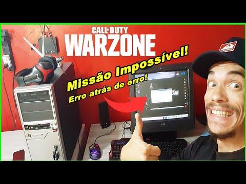 Call Of Duty: Warzone - RODOU Em PC Fraco De R$ 500,00 Reais?