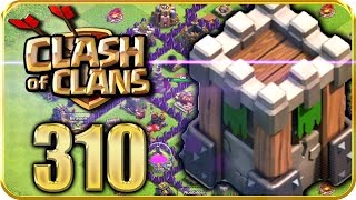 Let's Play CLASH of CLANS Part 310: LETZTER Bogi-Turm auf Level 9 verbessern!