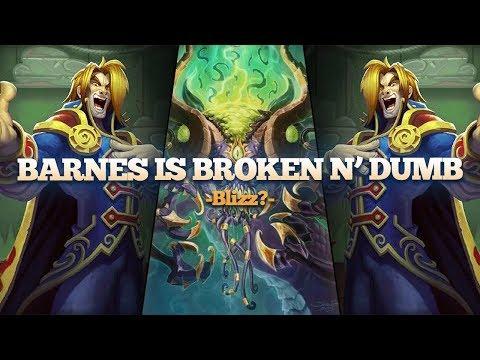 Why Barnes is Broken and Dumb