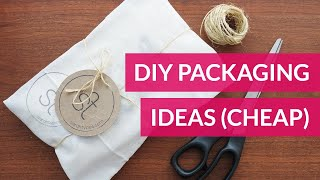 DIY Packaging Ideas for Business - Sustainable and Cheap!