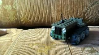 Лего трактор сталінець