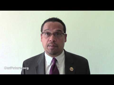 Rep. Keith Ellison: Back To Work Budget