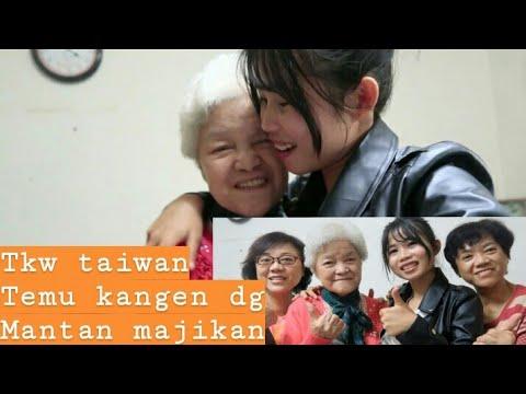 #MENGHARUKAN TKW TEMU KANGEN DG MANTAN MAJIKAN