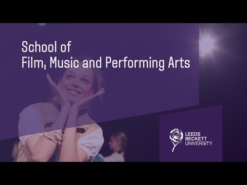 The School of Film, Music and Performing Arts.