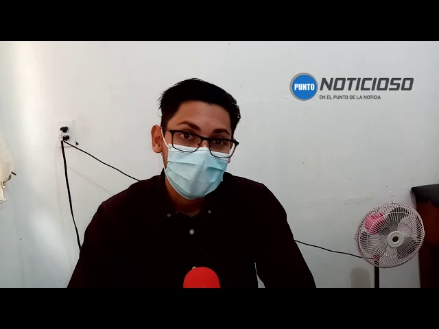 Doctor Roberto Toledo, de los sintomas del Covod 19