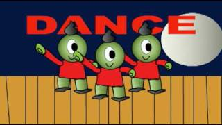 Tamara Presents Dancing Martians