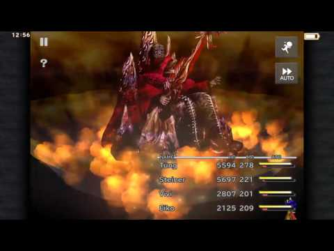 Save Final fantasy 9 (Android & Ios) Hades boss battle Snapshots