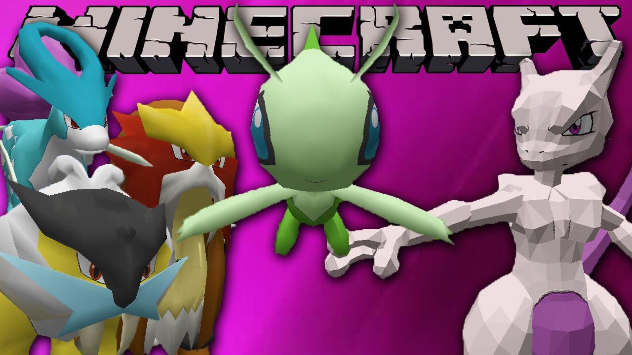 Pokeballers 2nd Region, Pixelmon Adventure Server ... |Legendary Pokemon Names In Pixelmon