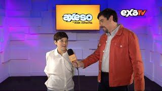 Axeso TV - Entrevista a Natalia Lafourcade