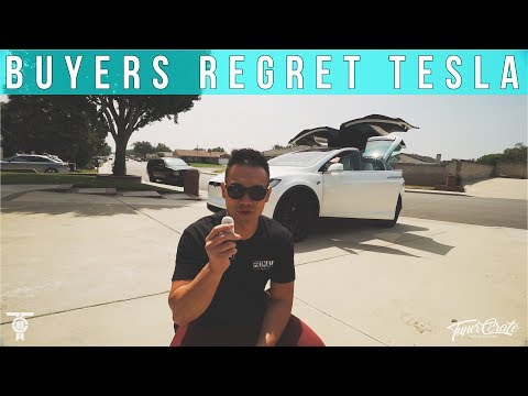 Tesla Problems Buyers Remorse Tesla Model X?