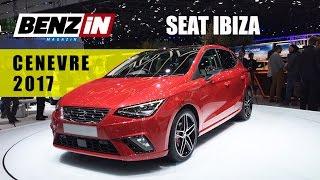 Yeni Seat Ibiza // 2017 Cenevre Otomobil Fuarı