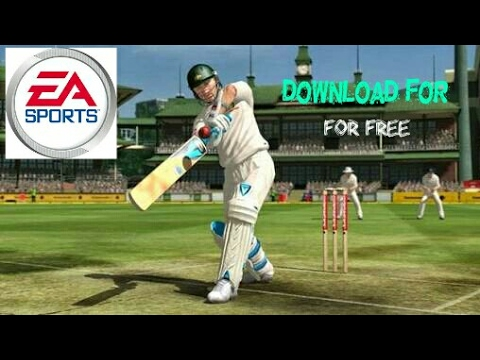 Ea cricket 2000 game free download new android application.