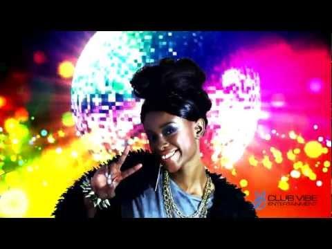 Club Vibe presents host Joelle Kayembe
