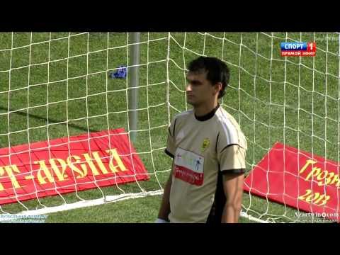 ЦСКА — Анжи 1:0 — Футбол онлайн —