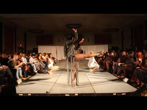 FACES MODELING TROUPE INC. 20th Anniversary FASHION SHOW. Hip Hop Scene