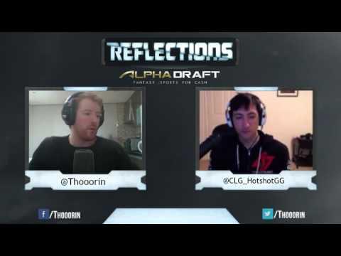 'Reflections' with HotshotGG