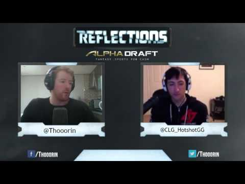 'Reflections' with HotshotGG | Thooorin