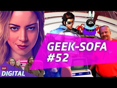 Geek-Sofa #52: Hello, I like money
