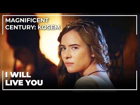 Anastasia's Bravery For Her Love   Magnificent Century: Kosem