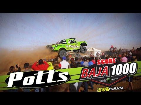 Potts Racing 2016 Baja 1000