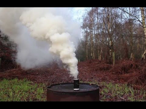 Build easy SMOKE FLARE at home😱Tutorial😱