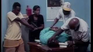 Jamaican Comedy,Apache Chief, PT.2.On World Talk Sound.wmv