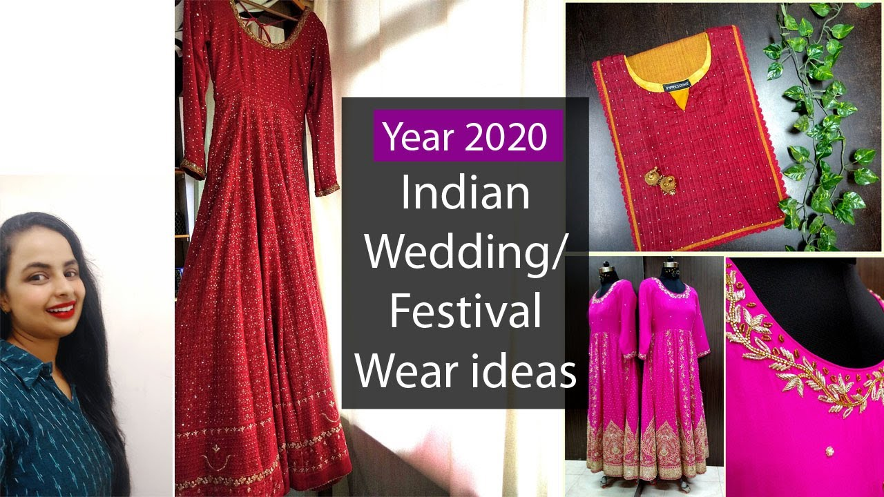 We made these outfits for Heavy Indianwear Looks I Festival series 3