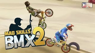 Mad Skills BMX 2 | Wind Boss Battle - Bike Unlocked