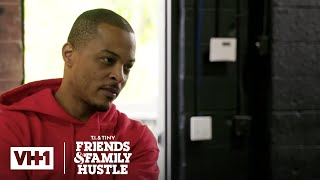 Tip Shows Off The Trap Music Museum | T.i. & Tiny: Friends & Family Hustle