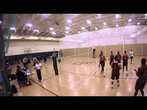 Texas State vs. Baylor Club Volleyball