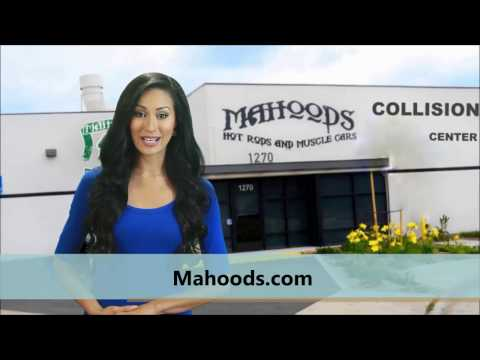 Mahoods Body And Paint  Anaheim Versión Español VIDEO