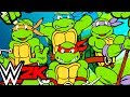 Ninja Kaplumbağalar Kavgada !