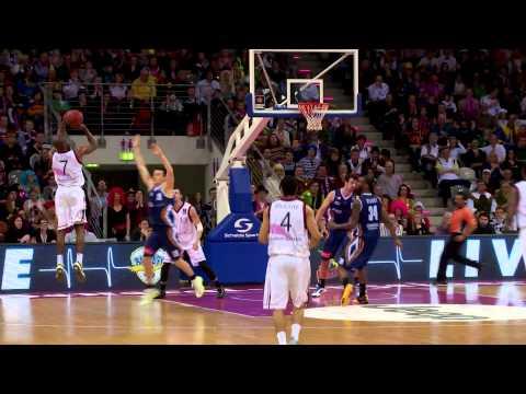 Highlights Telekom Baskets Bonn vs. Eisbären Bremerhaven (80:79, 01.03.2014)