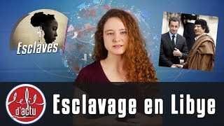 Esclavage en Libye : nos dirigeants savaient