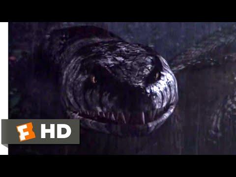 Anacondas 2 (2004) - Snake Vs. Flare Gun Scene (10/10) | Movieclips
