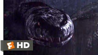 Anacondas 2 (2004) - Snake vs. Flare Gun Scene (10/10)   Movieclips