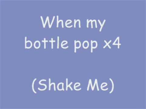 The Pussycat Dolls - Bottle Pop (lyrics)
