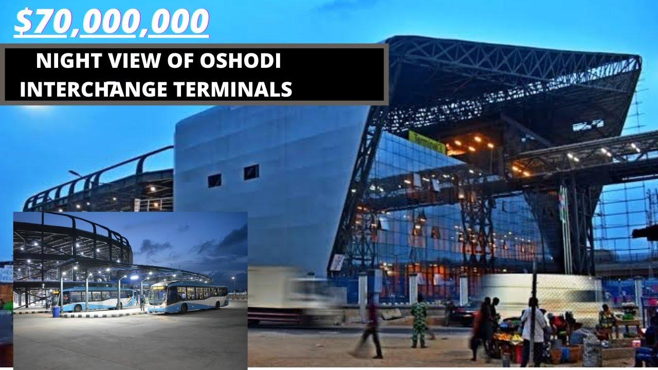 Download LAGOS NIGERIA 2021|OSHODI INTERCHANGE TERMINALS $70,000,000 NIGHT VIEW