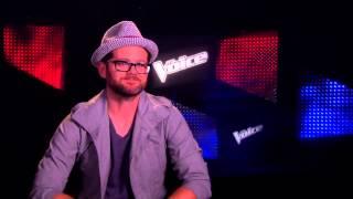 "The Voice: Season 6 ""Battle Rounds"": Team Adam - Josh Kaufman Interview"