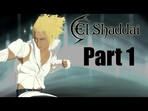 El Shaddai Walkthrough - PT. 2 - Chapter 1 At World's End - Part 1