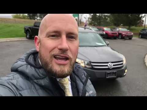 """2015 Volkswagen Tiguan 2.0 TSI Video Tour with """"the bald guy"""" 720-318-7652"""