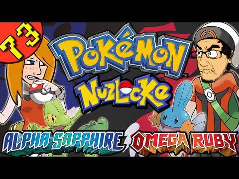 Let's Play Pokemon Omega Ruby & Alpha Sapphire Multi-Nuzlocke Part 73 - New Mauville City Detour