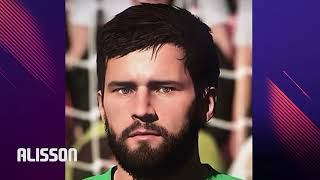 FIFA 19 OVER 290 NEW PLAYER FACES 😱😱