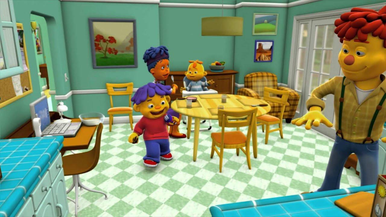 Sid The Science Kid Mushy Banana On Youtube