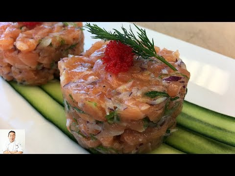 Salmon Tartare | DIY Easy Recipe