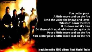 Watch Restless Heart A Little More Coal On The Fire video