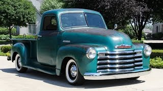 1948 Chevrolet 3100 Rat Rod Pickup For Sale